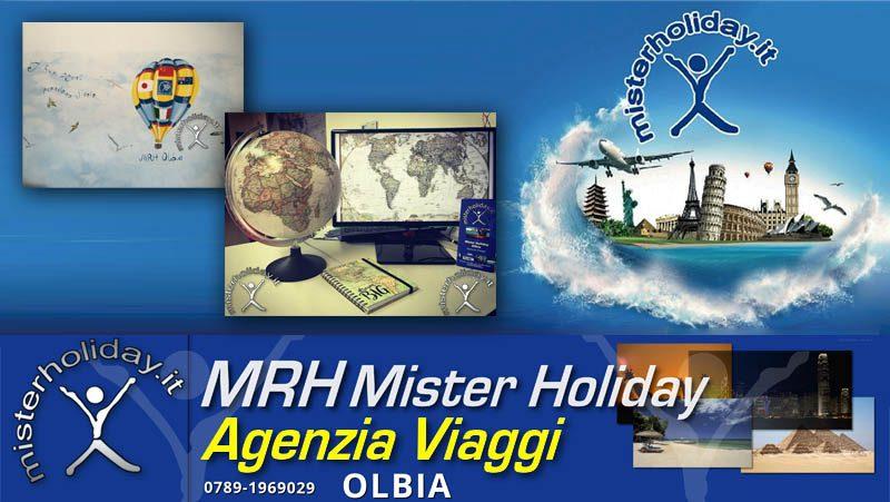 Agenzia viaggi Mister Holiday Olbia
